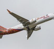 Malindo Delivery Boeing
