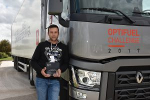 Bruno Martins, vencedor nacional do Optifuel Challenge 2017