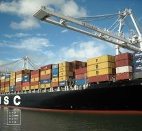 msc shipping dorian
