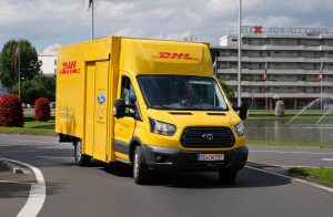dhl streetscooter ford