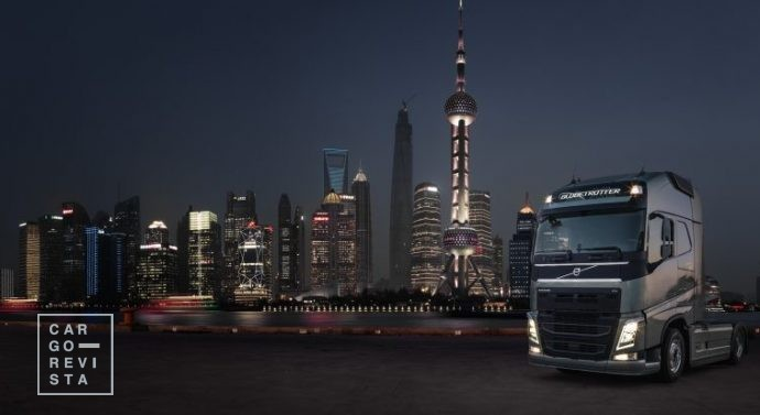 Volvo trucks about us contact city night truck