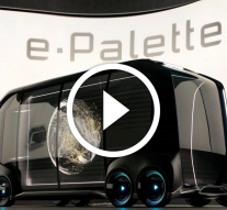 e-palette video toyota