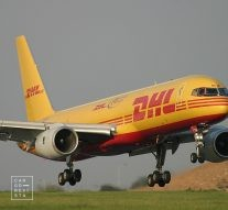 dhl express aviao