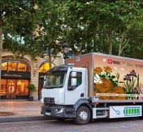 Renault Trucks Electric Guerlain