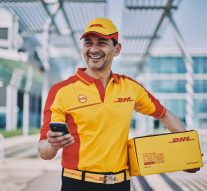 dhl express e-commerce