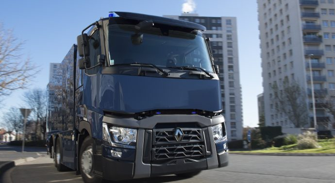 renault trucks galius