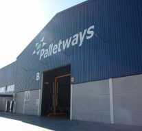 Palletways armazém