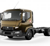 renault trucks d18 galius