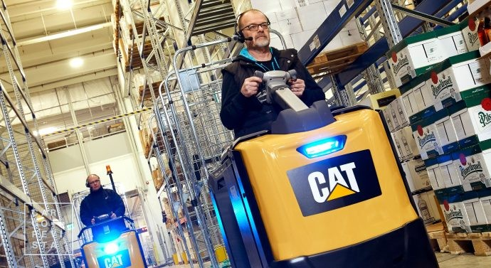 alfaland cat lift trucks