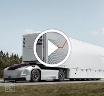 volvo trucks electrico autonomo video