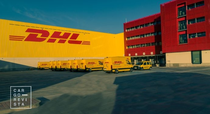 dhl express hub madrid