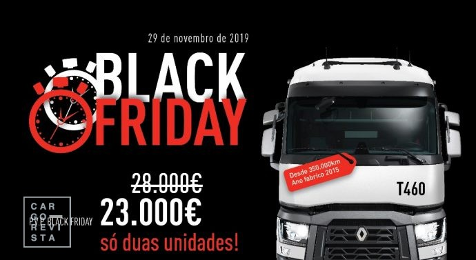 Galius promo Black Friday