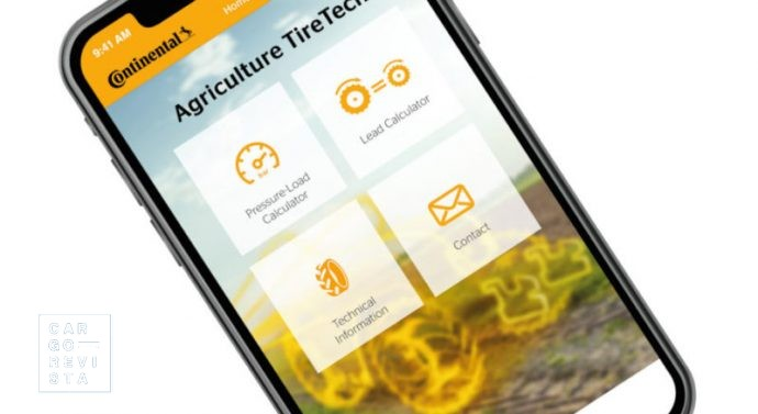 Agriculture TireTech Continental