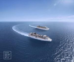 MSC Bellissima and MSC Grandiosa