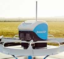 Amazon Prime Air drone MK27