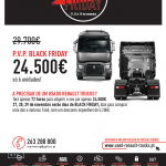 Galius Renault Trucks Black Friday