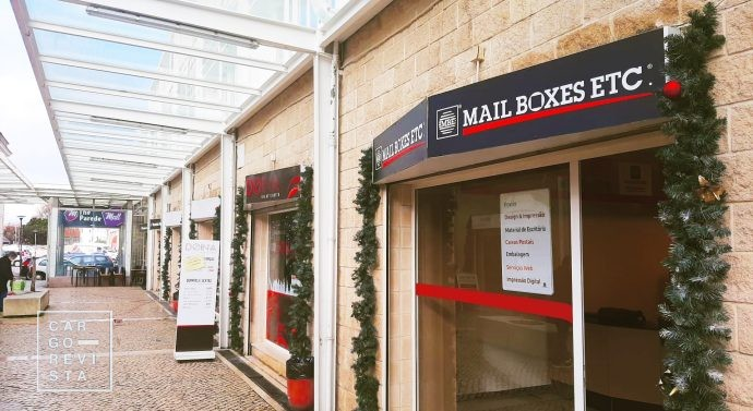 Centro Mail Boxes E Parede MBE