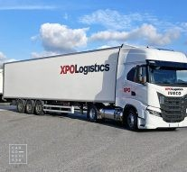 XPO Iveco truck S WAY