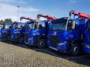 Iveco frota