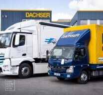 Dachser Emission-Free Delivery
