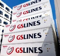 GS Lines contentores reefer